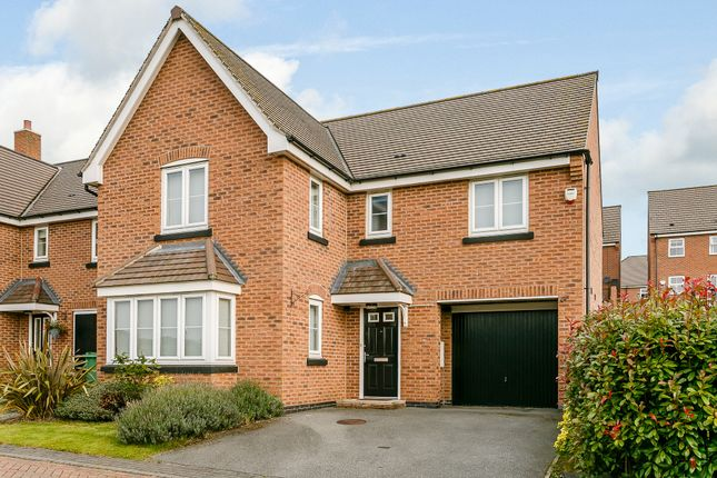 Thumbnail Detached house for sale in Blenkinsop Drive, Middleton, Leeds