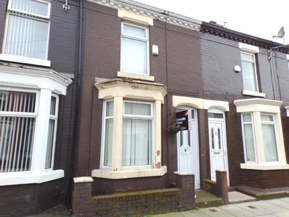 Front of Bardsay Road, Liverpool, Merseyside L4