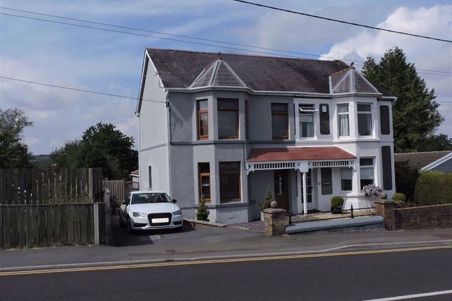 Thumbnail Semi-detached house for sale in Pontardulais Road, Tycroes, Ammanford