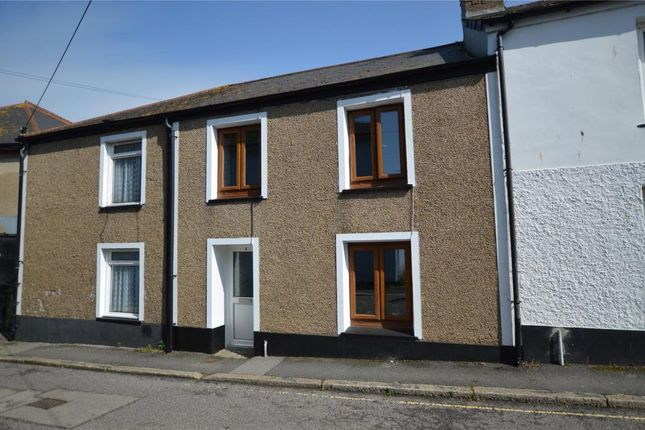 Thumbnail Terraced house for sale in Lower Church Street, Hayle, Cornwall