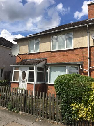 3 bed semi-detached house for sale in Narborough Road, Leicester