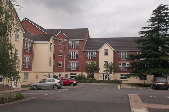 Thumbnail Flat to rent in Peckerdale Gardens, Spondon, Derby.
