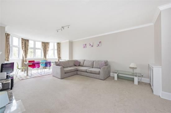 Thumbnail Flat for sale in Burghley Court, Burghley Road, London