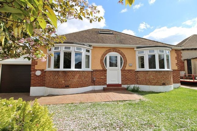 Thumbnail Detached bungalow for sale in Alameda Road, Purbrook, Waterlooville