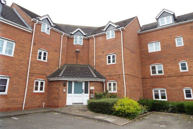 Thumbnail Flat to rent in Cavalier Court, Coventry