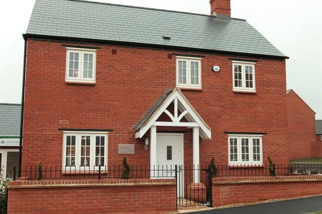 """Thumbnail Detached house for sale in """"The Hartwell"""" at Heathencote, Towcester"""