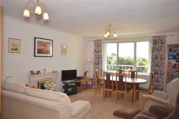 Lounge of Woodbury Court, Cranford Avenue, Exmouth, Devon EX8