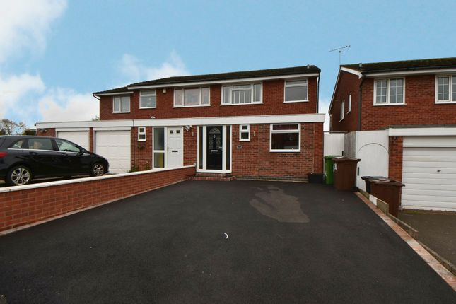 3 bed semi-detached house for sale in Priory Road, Shirley, Solihull B90