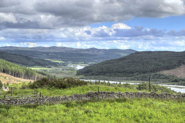 Thumbnail Land for sale in Plot 1 & 2, Topachy, Altass, Lairg