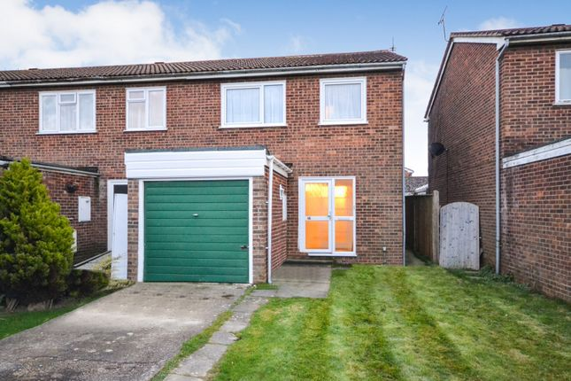 Thumbnail Property to rent in Honeysuckle Close, Eastbourne