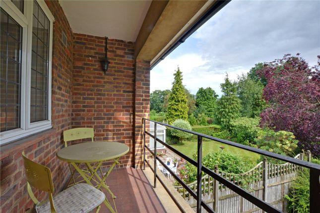 Balcony of St Pauls Wood Hill, Orpington BR5