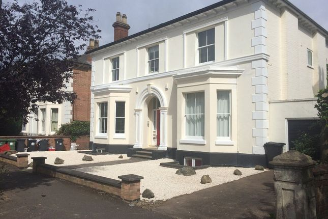 Thumbnail Flat to rent in Russell Terrace, Leamington Spa