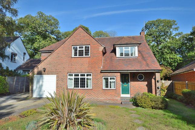 Thumbnail Detached house for sale in Randall Road, Chandler's Ford, Eastleigh