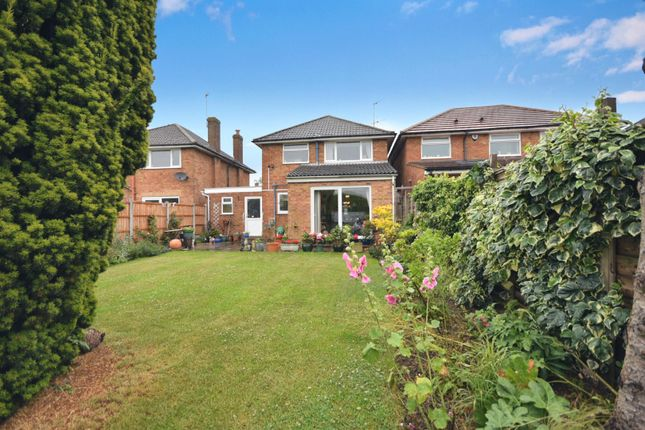 Thumbnail Detached house for sale in Cottesmore Avenue, Barton Seagrave, Kettering