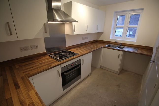 Terraced house for sale in Britten Crescent, Moulton, Northwich