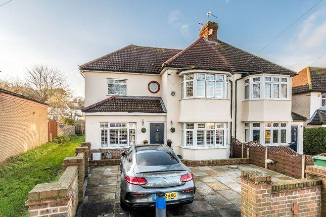Semi-detached house for sale in Lime Tree Walk, West Wickham