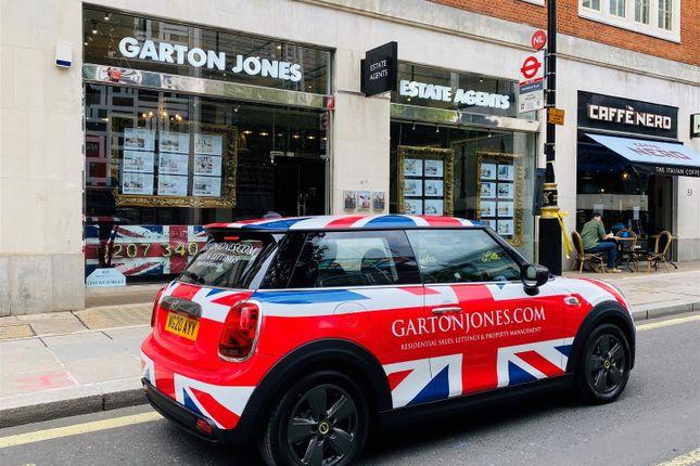 Garton Jones of Probyn House, Page Street, Westminster, London SW1P