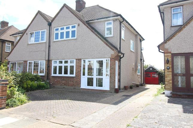 3 bed semi-detached house to rent in Severn Drive, Upminster, Essex RM14