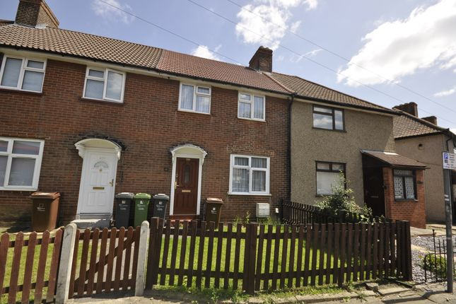 Thumbnail Terraced house to rent in Heathway, Dagenham