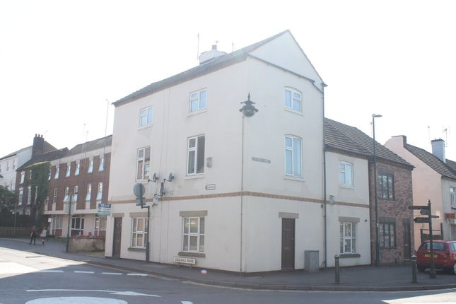 Thumbnail Studio to rent in Innage Terrace, Station Street, Atherstone
