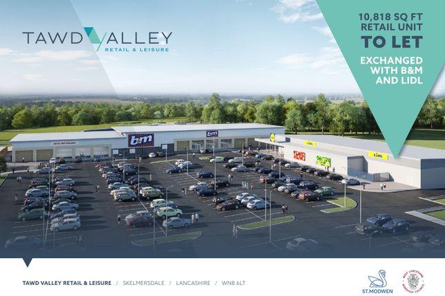 Thumbnail Retail premises to let in Northway, Skelmersdale