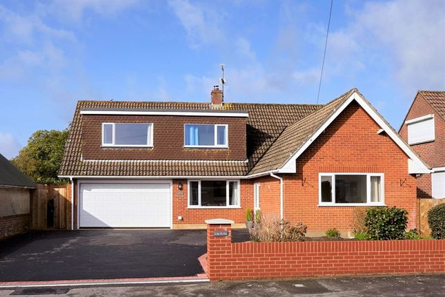 Thumbnail Detached house for sale in Badbury View Road, Corfe Mullen, Wimborne