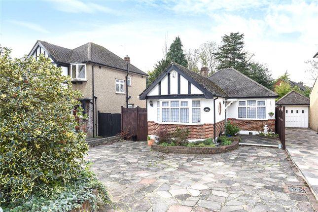 Thumbnail Detached bungalow for sale in Strangeways, Watford, Hertfordshire
