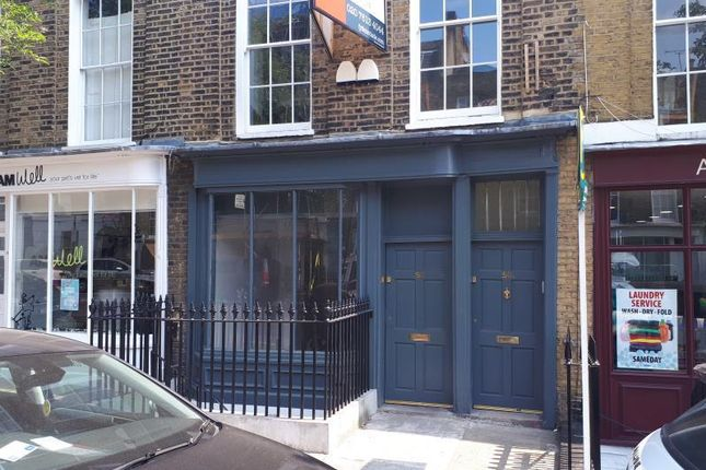 Thumbnail Retail premises to let in 50, Amwell Street, Clerkenwell