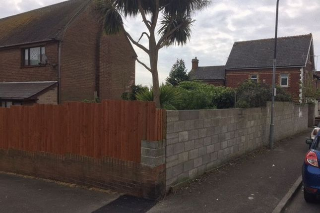 Thumbnail Land for sale in Ivor Street, Barry