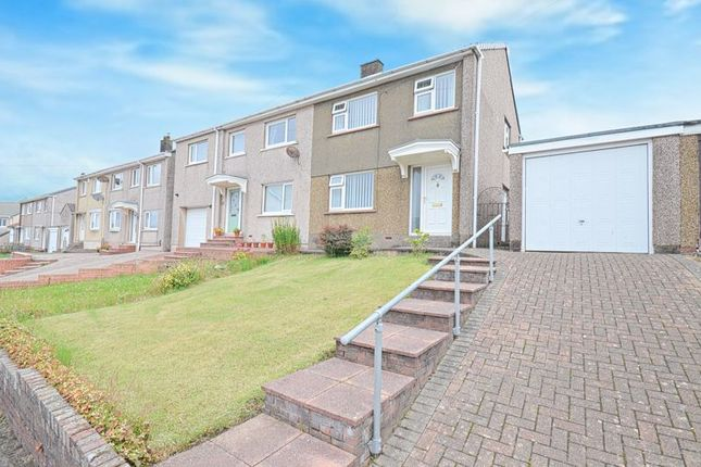 Semi-detached house for sale in Balmoral Road, Whitehaven