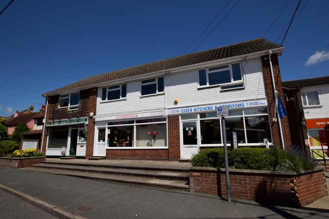 Thumbnail Maisonette for sale in Bishops Place, The Street, Wickham Bishops, Witham