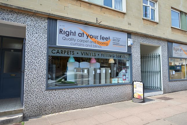 Thumbnail Retail premises for sale in High Street, Weston, Bath