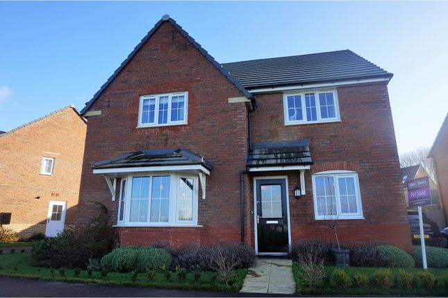 4 bed detached house for sale in Cowley Meadow Way, Crick