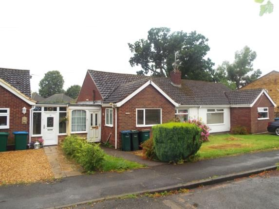 Thumbnail Bungalow for sale in Seymour Close, Coventry, West Midlands