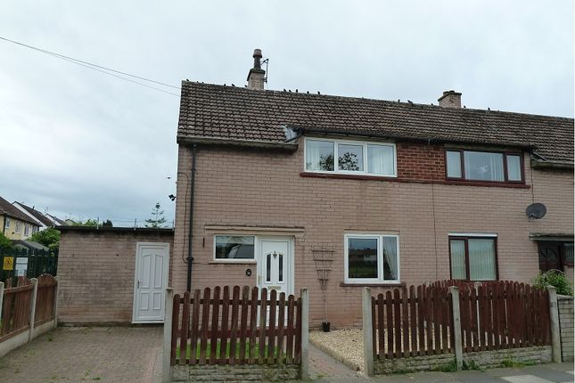 Thumbnail Semi-detached house to rent in Allandale Road, Carlisle