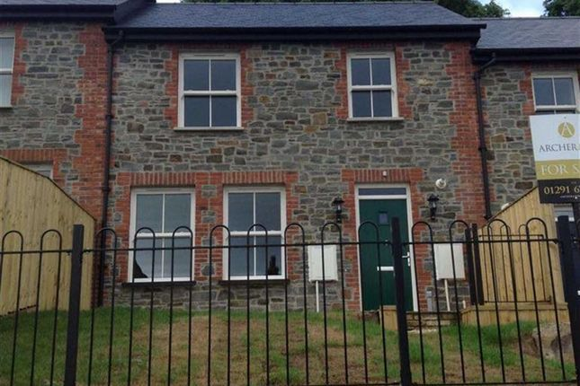 Thumbnail Terraced house for sale in Woodland View, Blaenavon, Torfaen