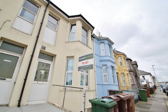Thumbnail Flat to rent in Ashford Road, Mannamead, Plymouth