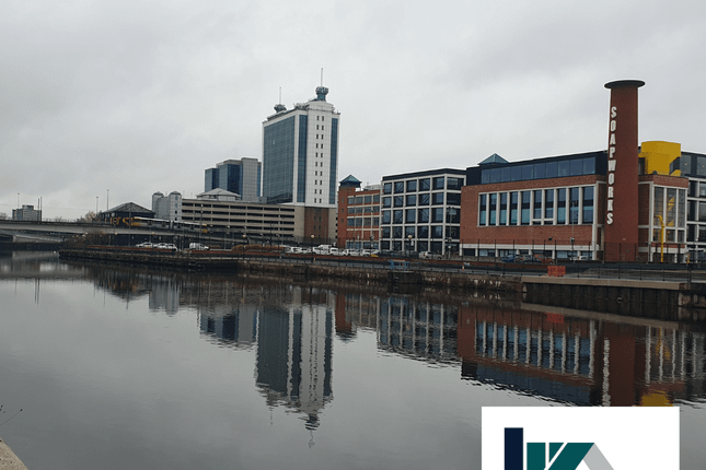 Thumbnail Flat for sale in Manchester, Greater Manchester