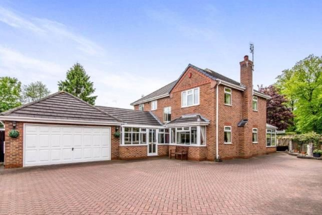 Thumbnail Detached house for sale in Cheadle Road, Blythe Bridge, Stoke-On-Trent, Staffordshire