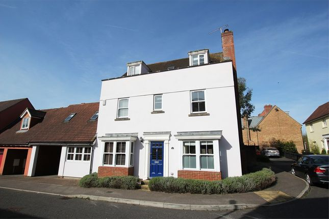 Thumbnail Detached house for sale in Worrin Road, Flitch Green, Dunmow, Essex