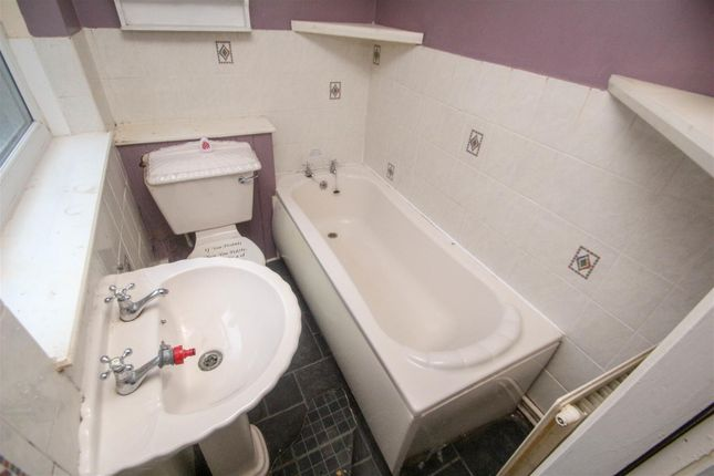 Family Bathroom of South Street, Ball Green, Stoke-On-Trent ST6