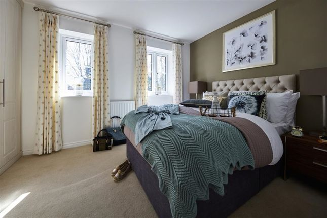 Bedroom One of The Canford, Sandpit Lane, St. Albans, Hertfordshire AL4