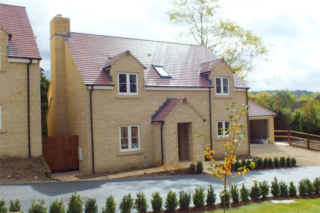 Thumbnail Detached house for sale in The Larches, Off Station Road, Broadway