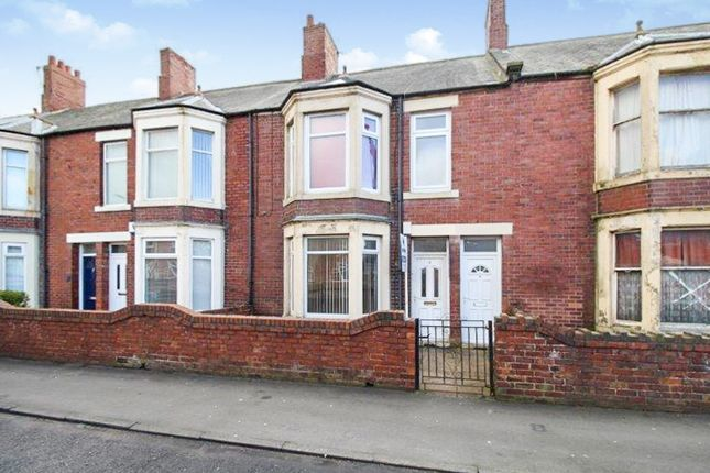 Thumbnail Flat to rent in Millbank Terrace, Bedlington
