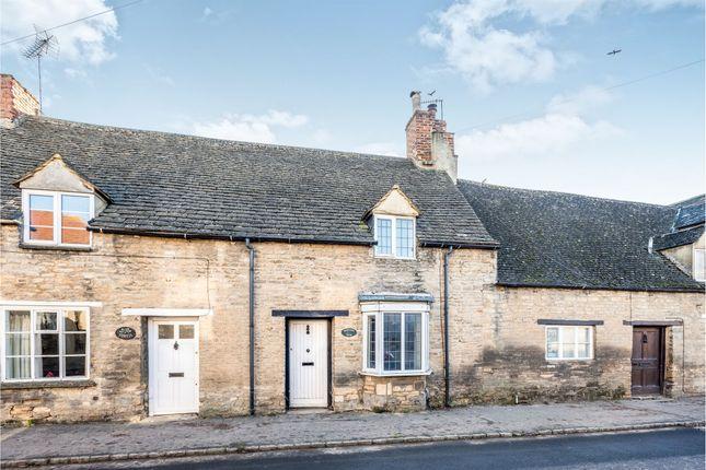 Thumbnail Cottage for sale in Bridge Street, Bampton
