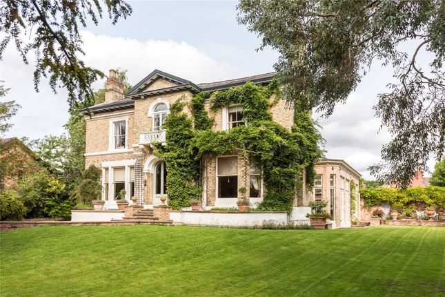 Thumbnail Property for sale in Heyes Lane, Alderley Edge, Cheshire