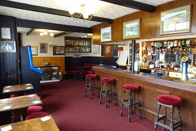 Thumbnail Pub/bar for sale in Berwick-Upon-Tweed, Northumberland
