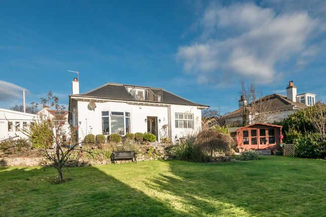 Thumbnail Bungalow for sale in Hillview Terrace, Corstorphine, Edinburgh