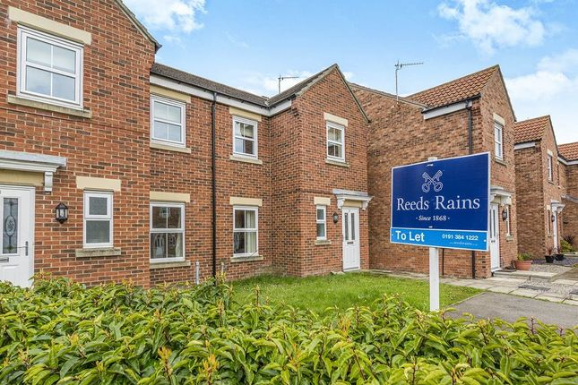 Thumbnail Semi-detached house to rent in Kings Avenue, Langley Park, Durham