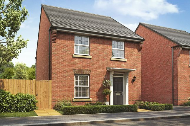 "Thumbnail Detached house for sale in ""Ingleby"" at Winnington Avenue, Northwich"